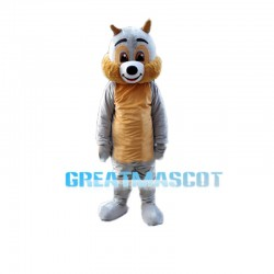 Veracious Brown Bear Mascot Costume