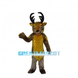 Power Deer Mascot Costume
