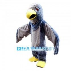 Fierce North American Blue Bird Mascot Costume
