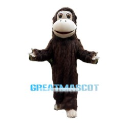 Chimpanzee Animal Mascot Costume