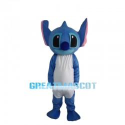 Adult Cartoon Stitch Mascot Costume