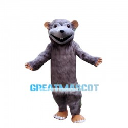 Almost Real Mouse Mascot Costume