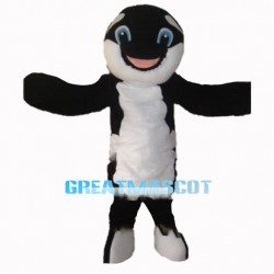 Lovely Killer Whale Mascot Costume