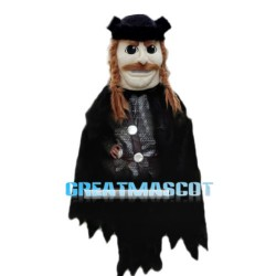 Viking Pirate Mascot Costume
