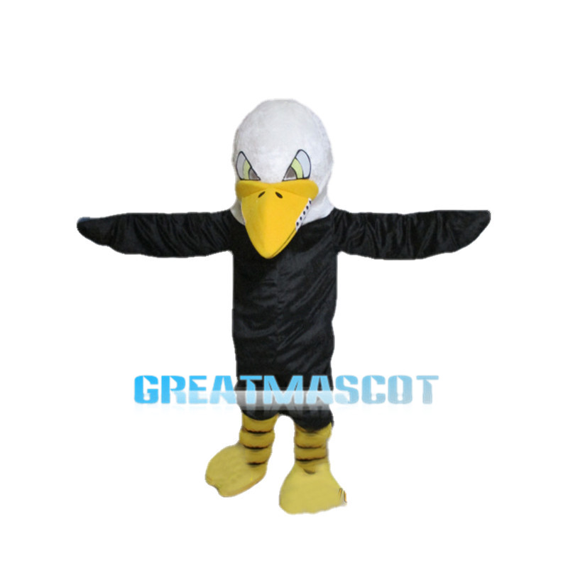 Angry Eagle Mascot Adult Costume