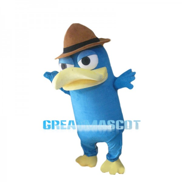 Unfathomable Perry The Platypus Mascot Costume