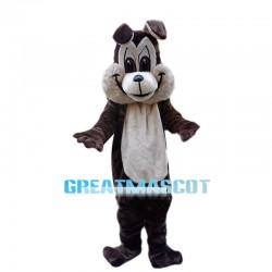 Angry Hare Animal Mascot Costume
