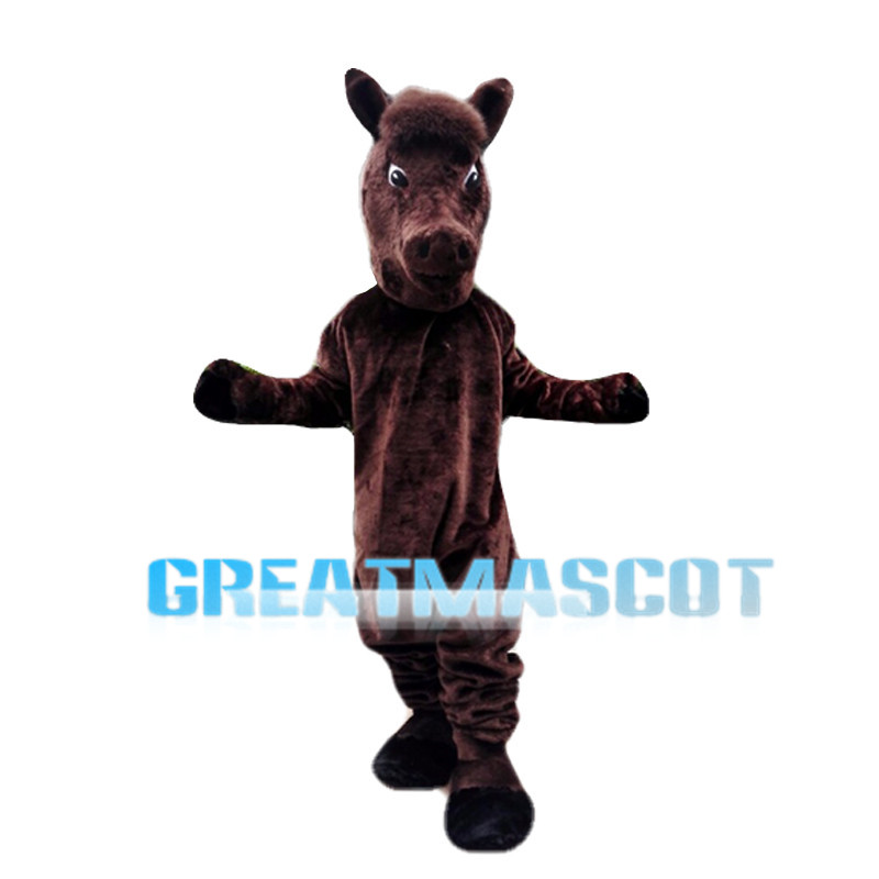Sturdy Steed Horse Animal Mascot Costume