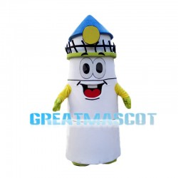 Easy Lighthouse Cartoon Mascot Costume