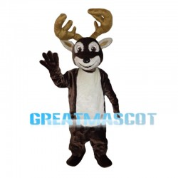 White-tailed Deer Mascot Costume