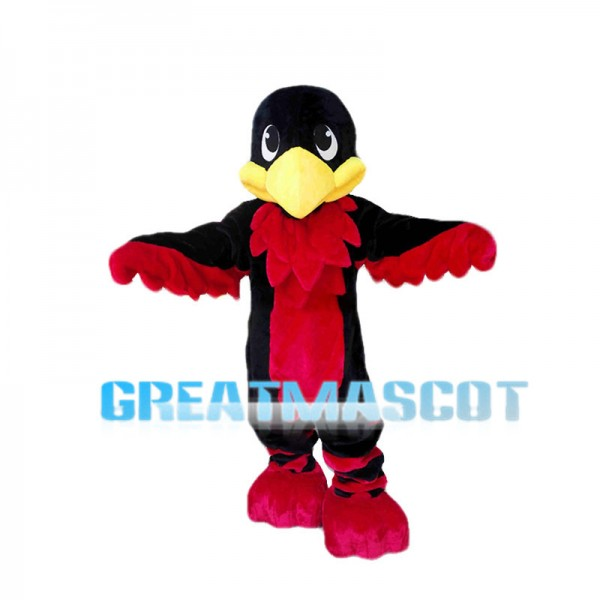 Red Breasted Meadowlark Bird Mascot Costume