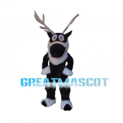 Black Buck Animal Mascot Costume