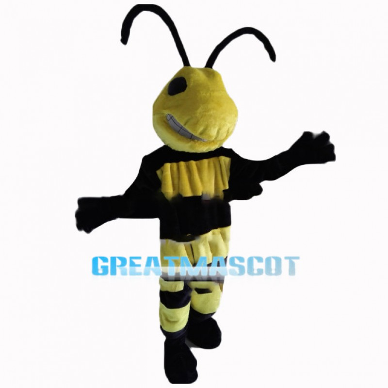 3nd Version Of The Bee Animal Mascot Costume