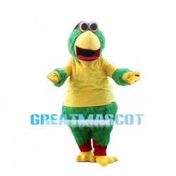 Pirate Parrot Sports Mascot Costume