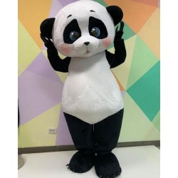 Lovely Panda Mascot Costume