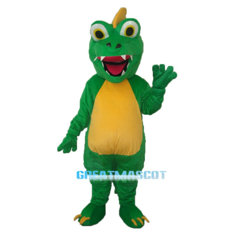 Big Thorn Dinosaur Mascot Adult Costume Free Shipping