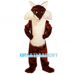 Fox Mascot Costume Free Shipping