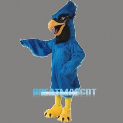 Blue Eagle Mascot Costume Free Shipping