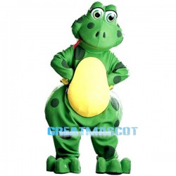 Froggles Mascot Costume Free Shipping