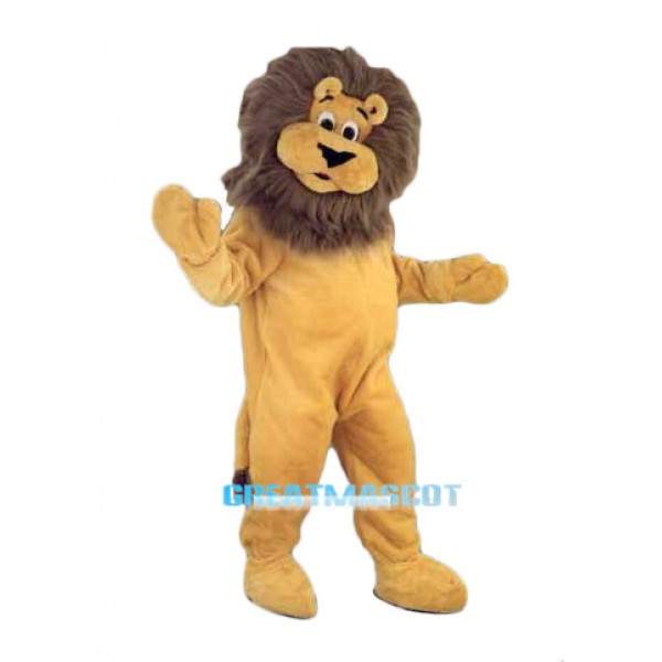 King Lion Costume Free Shipping