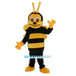 Bee Adult Mascot Costume