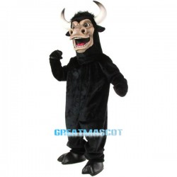 High Quality Bull Mascot Costume