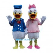 Donald Duck Mascot Costume (6)