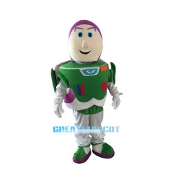 High Quality Toy Story Buzz Light Year Mascot Costume