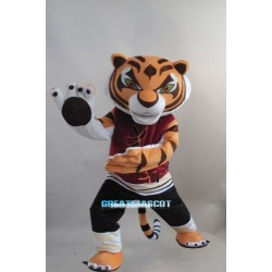 New Tigress Tiger Kung Fu Panda Mascot Costume