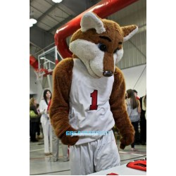 Basketball Sport Fox Costume Mascot Costume