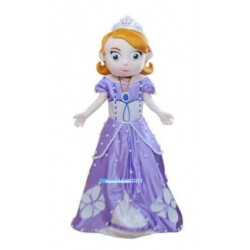 Fancytrader Deluxe Sofia Mascot Costume Free Shipping