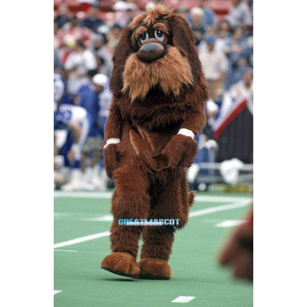 The Muppets Rowlf the Dog Mascot Costumes Free Shipping