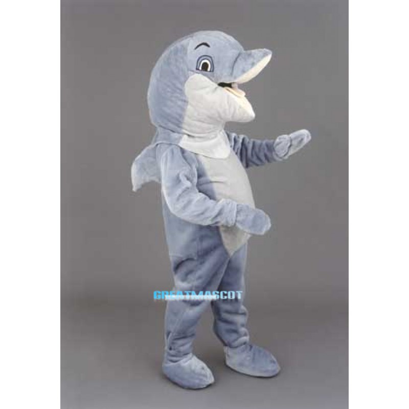 Dolphin Costume Mascot Free Shipping