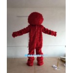High Quality Red & Blue Sesame Street Mascot Costume