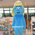 The Smurfs Mascot costume Free Shipping