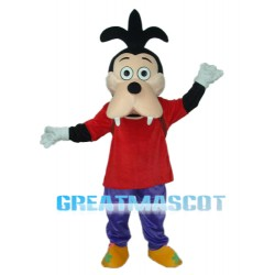 Goofy Son Mascot Adult Costume Free Shipping