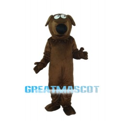 Big Nose Dog Mascot Adult Costume Free Shipping