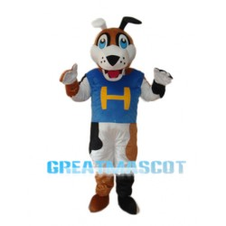 Mitt Dog Mascot Adult Costume Free Shipping