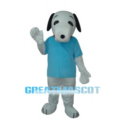 The New Snoopy Mascot Adult Costume Free Shipping