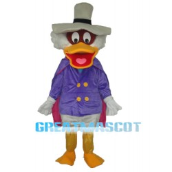 Revised Version of Hat Duck Mascot Adult Costume Free Shipping