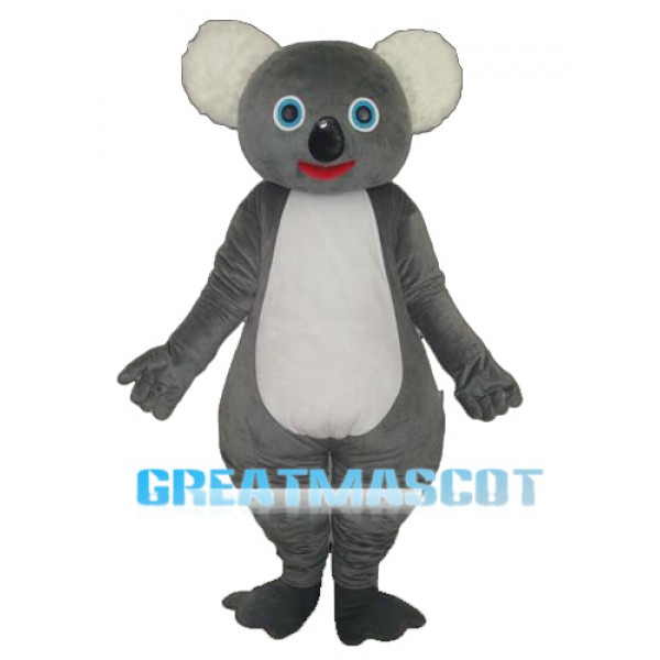 2nd Version Koala Mascot Adult Costume Free Shipping