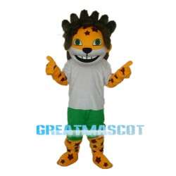 Obama Lion Mascot Adult Costume Free Shipping