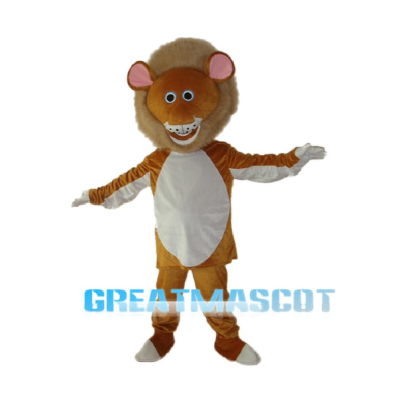 Old Version of Cougar Mascot Adult Costume Free Shipping