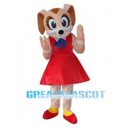 Mini Mouse Mascot Adult Costume Free Shipping