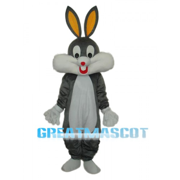 2nd Version Bugs Bunny Mascot Adult Costume Free Shipping