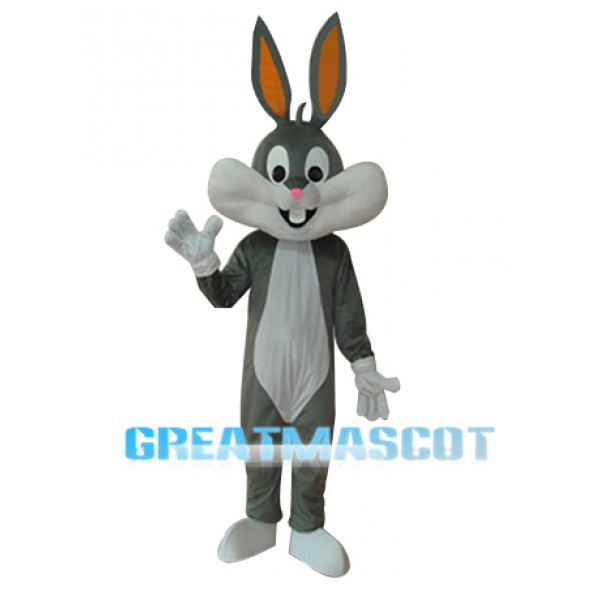 New Bugs Bunny Mascot Adult Costume Free Shipping