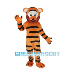 Old Version Tiger Mascot Adult Costume Free Shipping