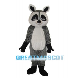 Raccoon Mascot
