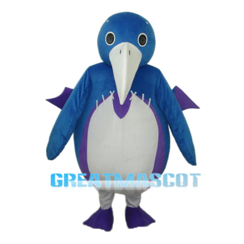 Bachelor Eagle Mascot Adult Costume Free Shipping