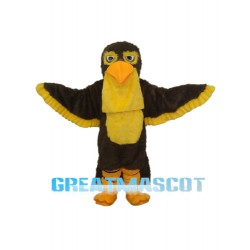 Flying Eagle Mascot Adult Costume Free Shipping